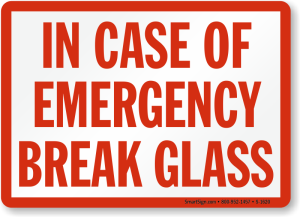 break-glass